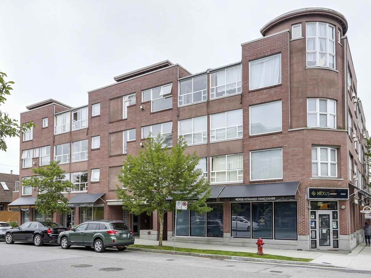 406 2025 STEPHENS STREET, Vancouver