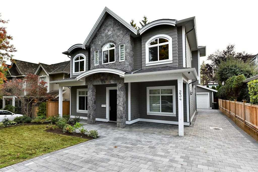 234 ANTHONY COURT, New Westminster
