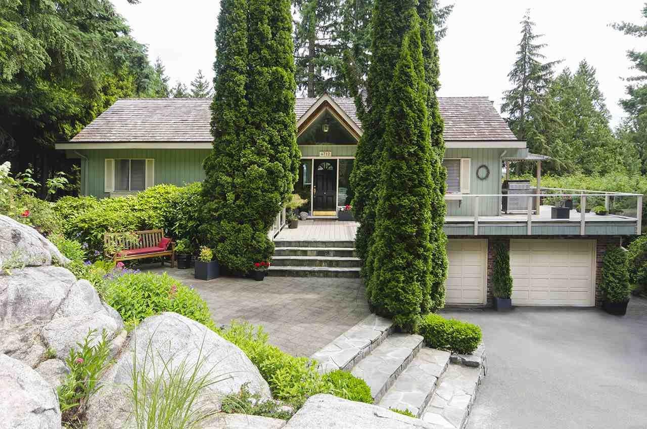 4712 RUTLAND ROAD, West Vancouver