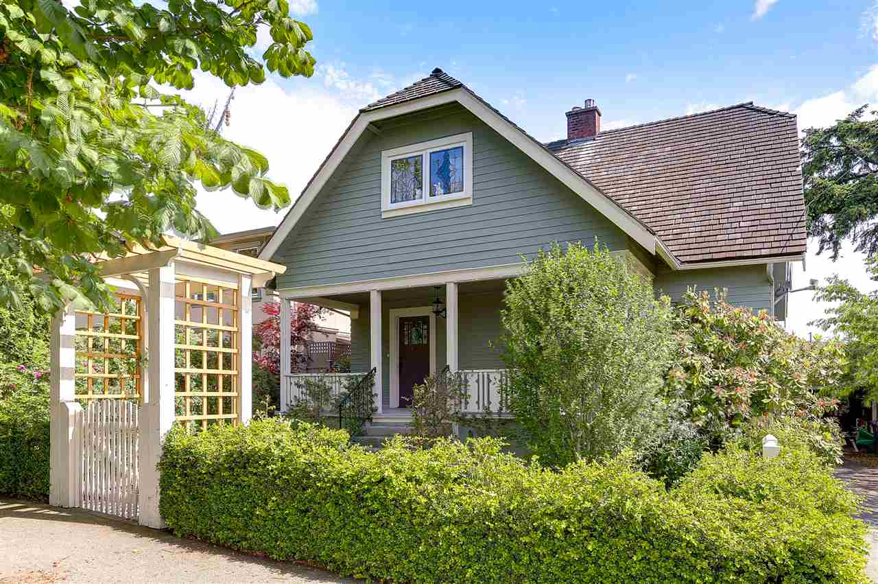 837 FOURTEENTH West End NW, New Westminster (R2179142)