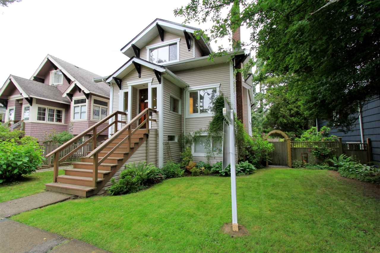 4377 W 14TH Point Grey, Vancouver (R2179294)