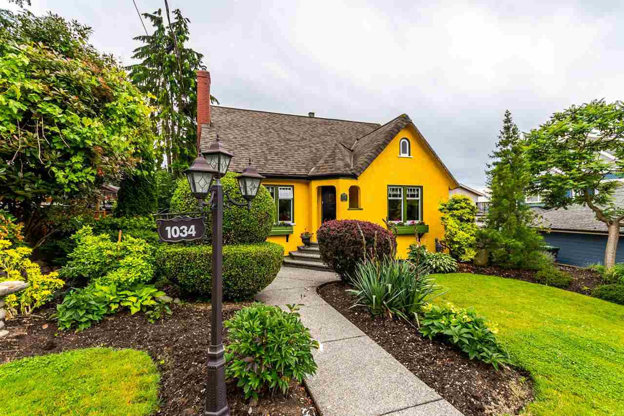 1034 CORNWALL STREET, New Westminster