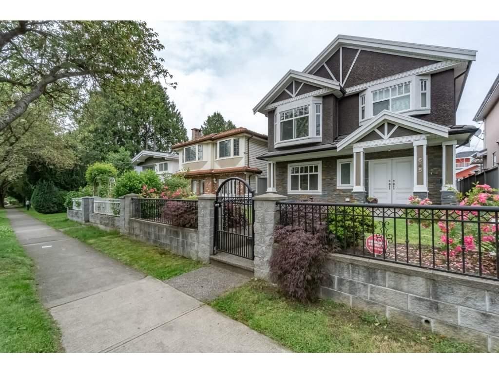 645 E 51ST South Vancouver, Vancouver (R2179829)