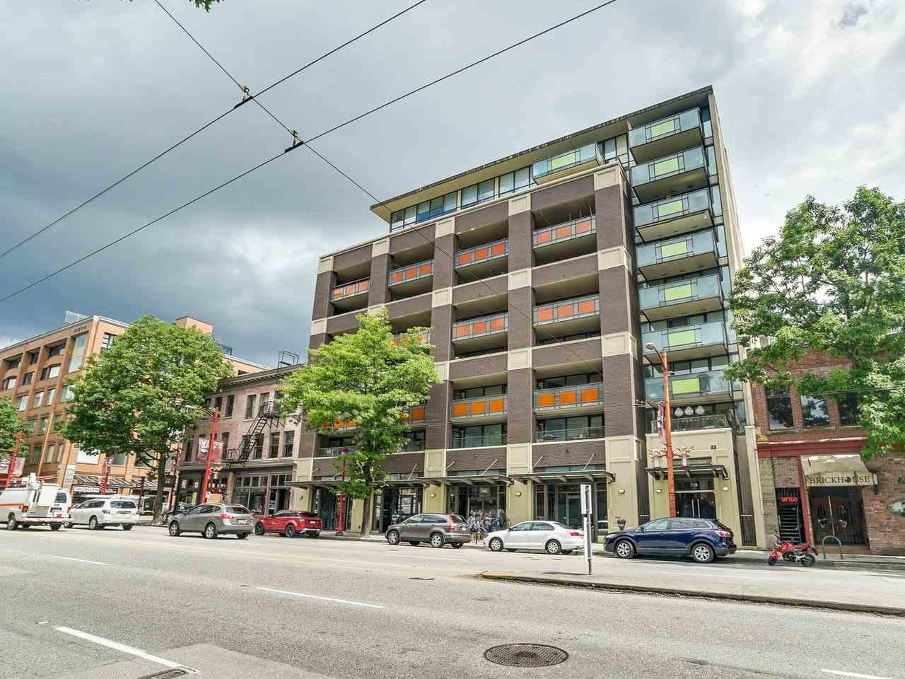 501 718 MAIN STREET, Vancouver
