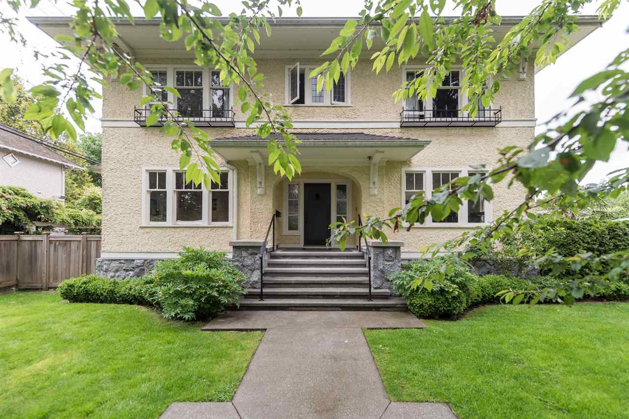 4126 ANGUS Shaughnessy, Vancouver (R2180452)