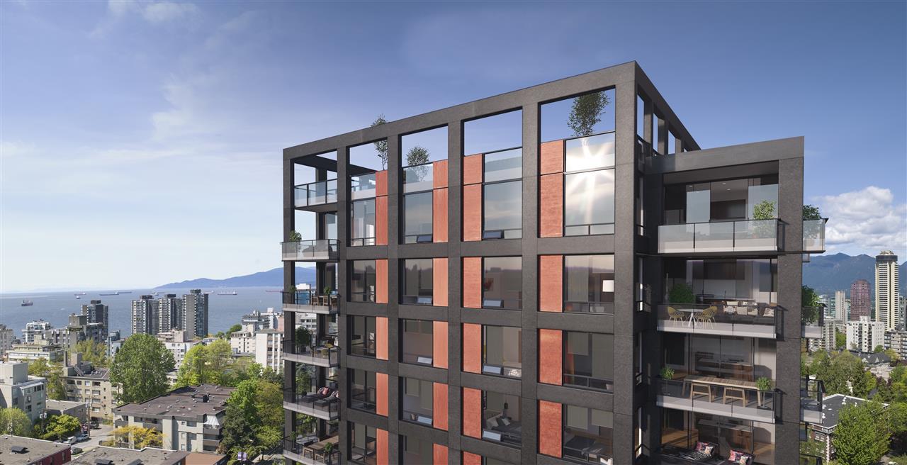 1801 1171 JERVIS STREET, Vancouver