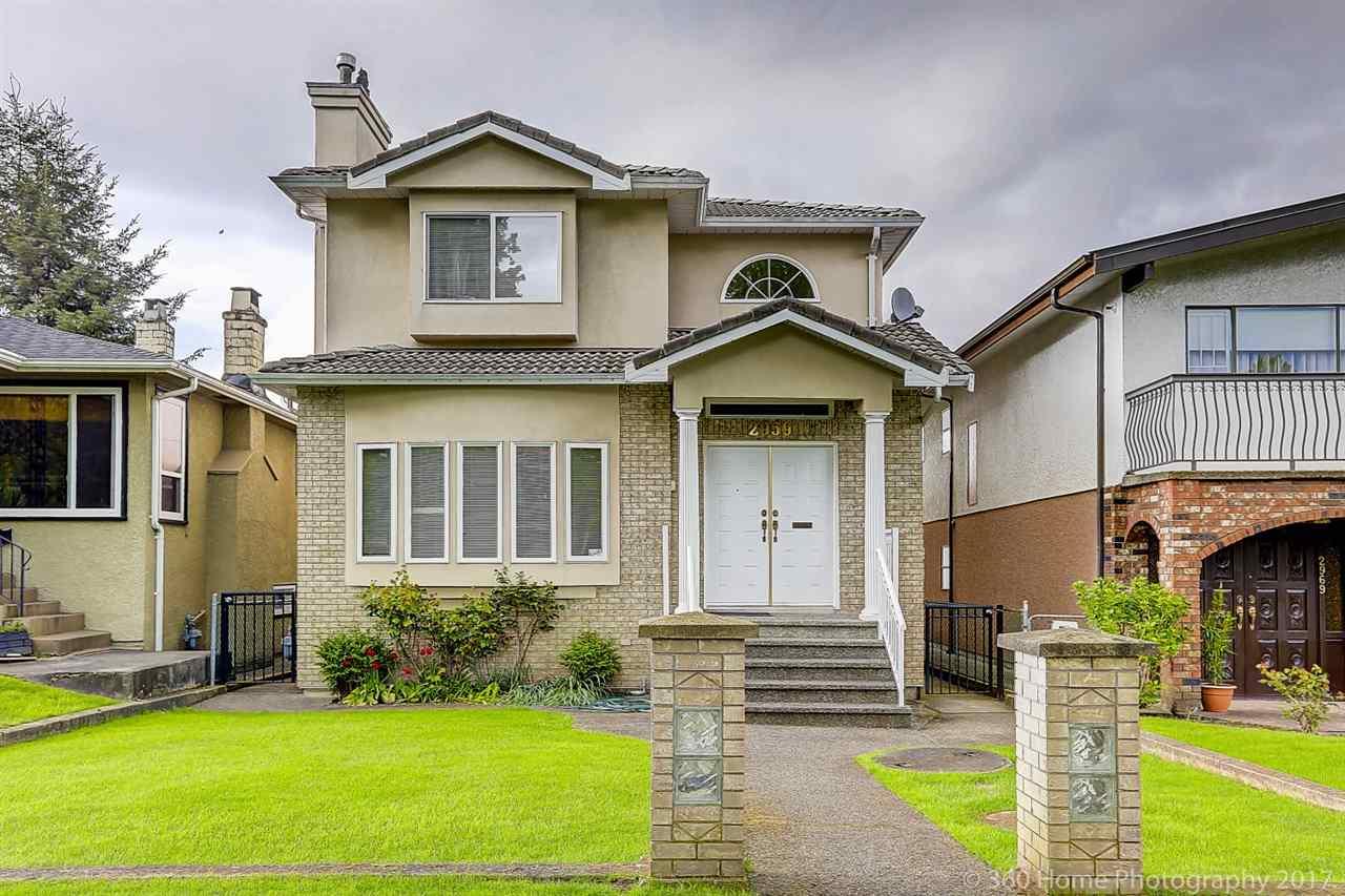 2959 VENABLES STREET, Vancouver