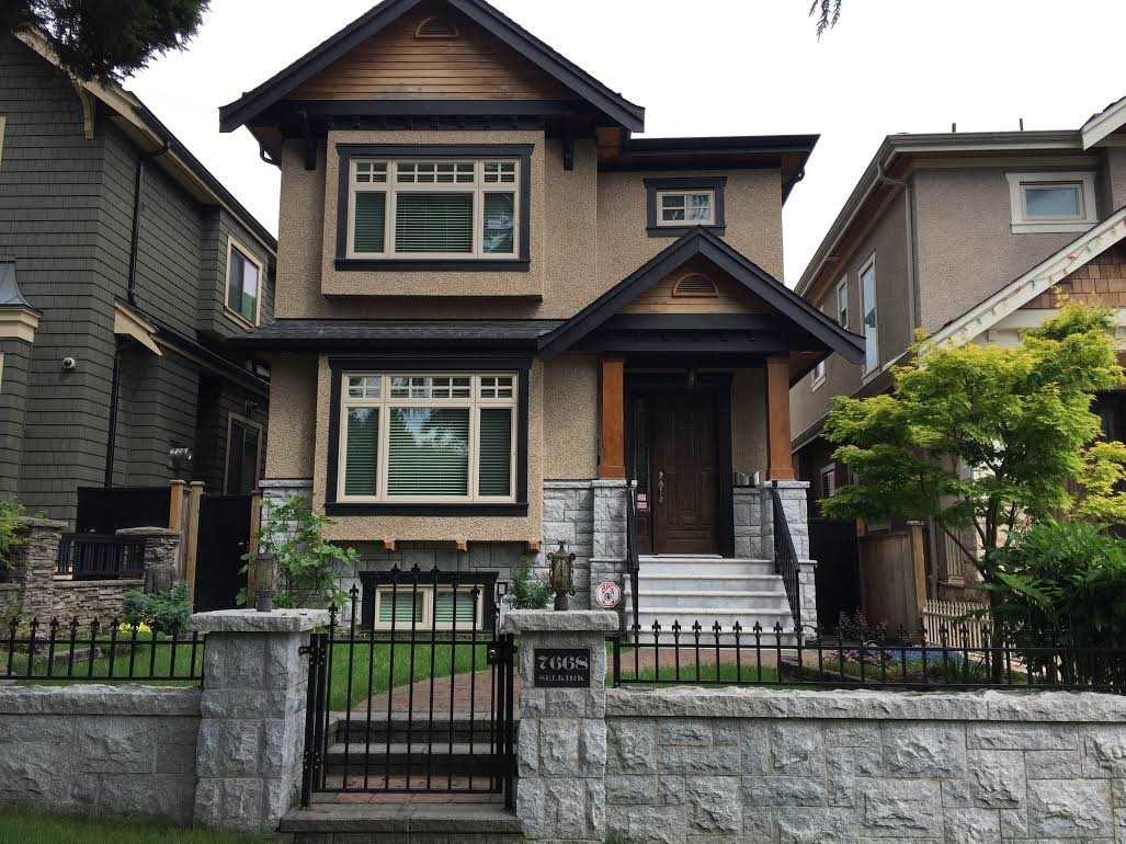 7668 SELKIRK STREET, Vancouver