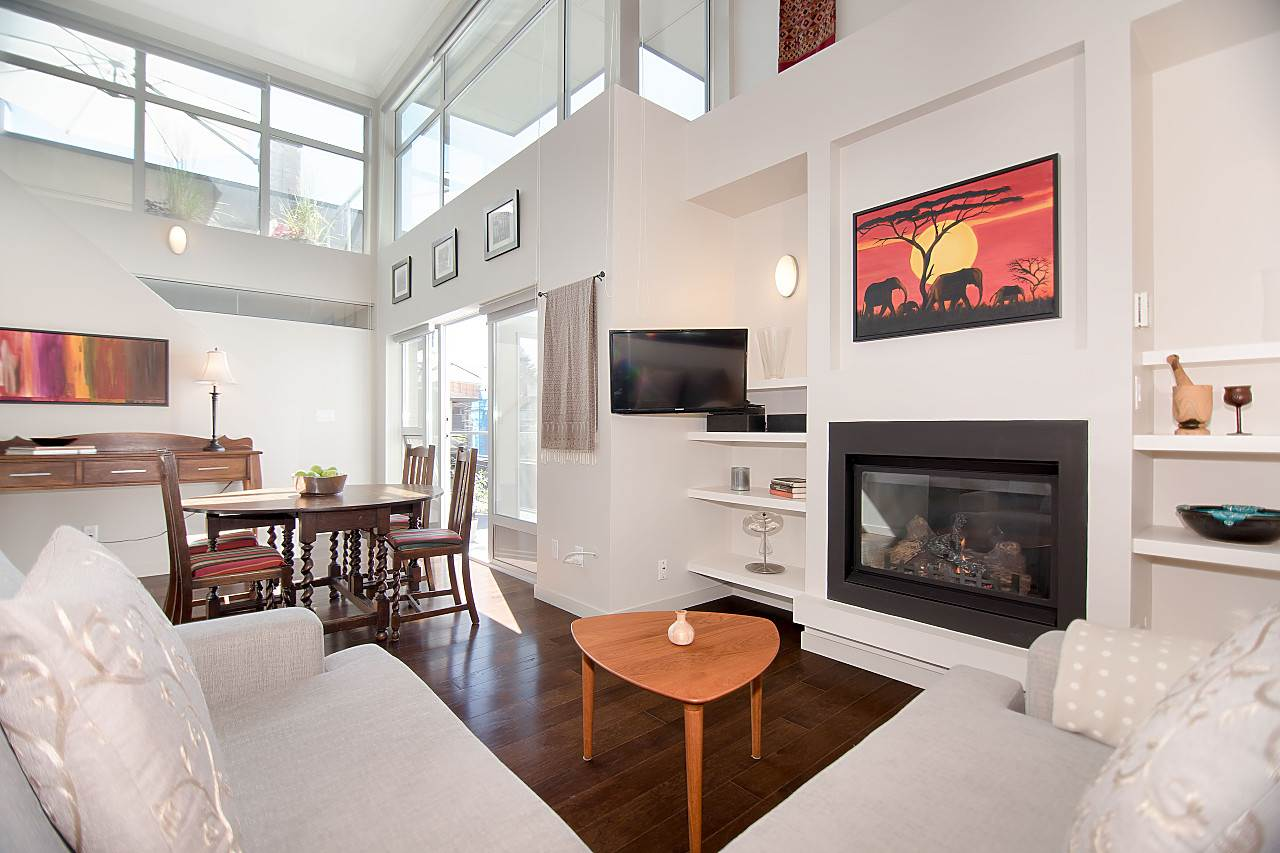 PH13 1288 CHESTERFIELD AVENUE, North Vancouver
