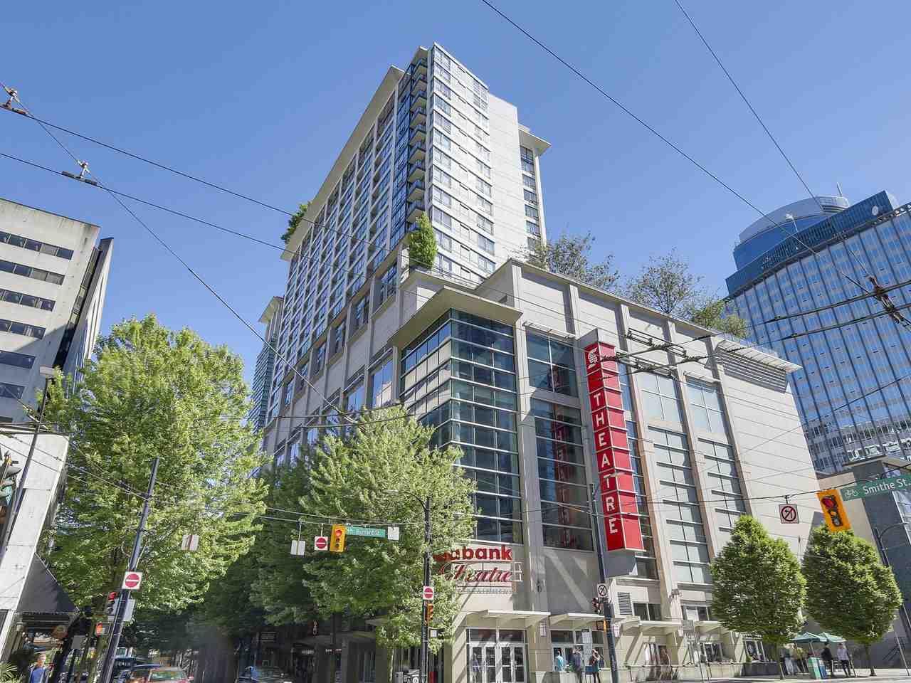 1413 938 SMITHE STREET, Vancouver