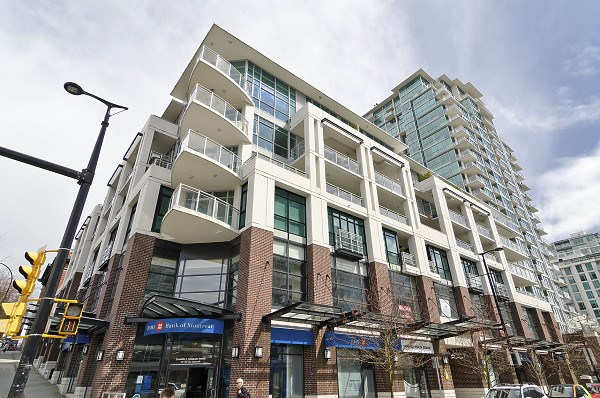 409 100 E ESPLANADE STREET, North Vancouver