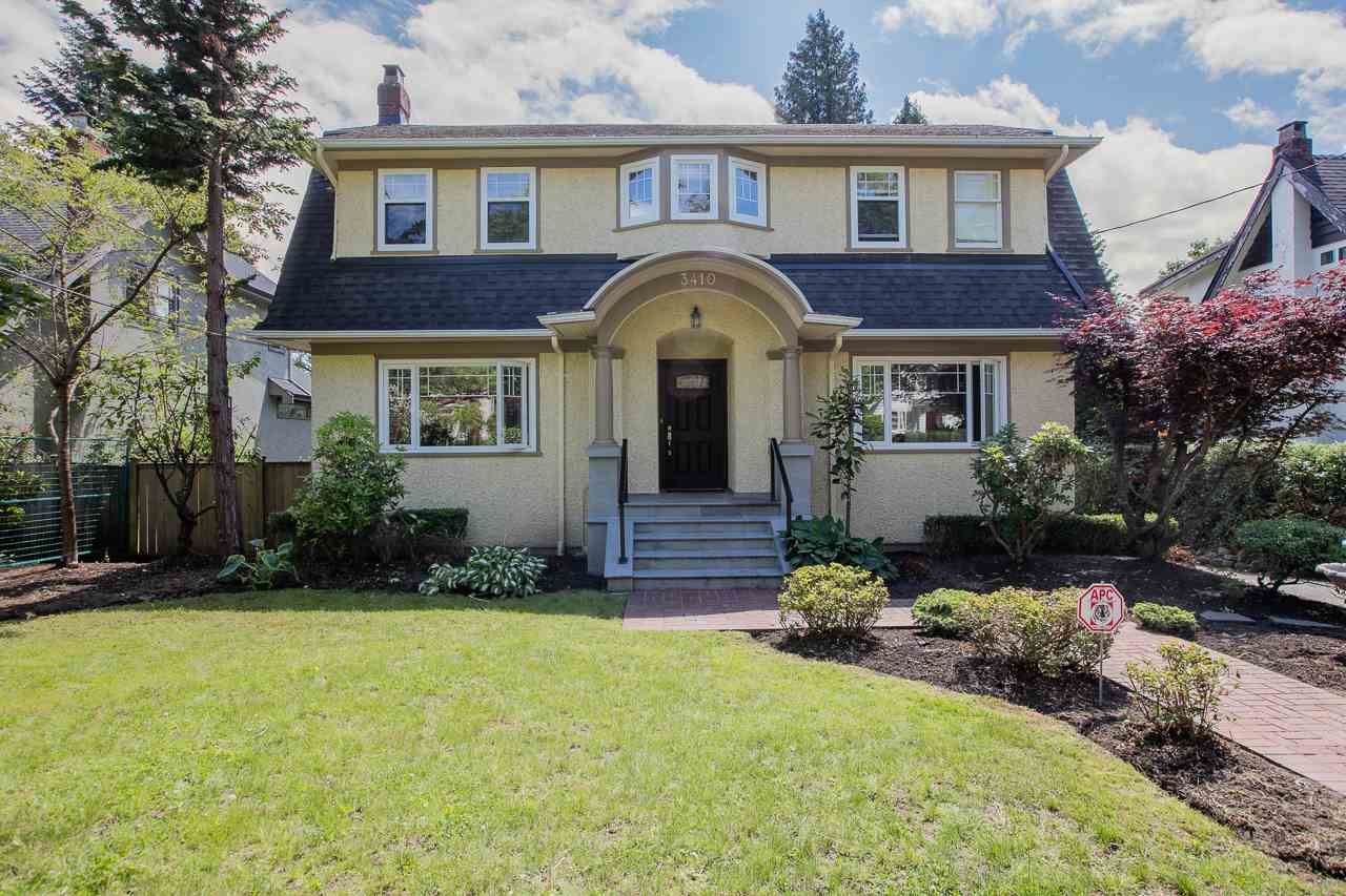 3410 W 42ND Southlands, Vancouver (R2180850)