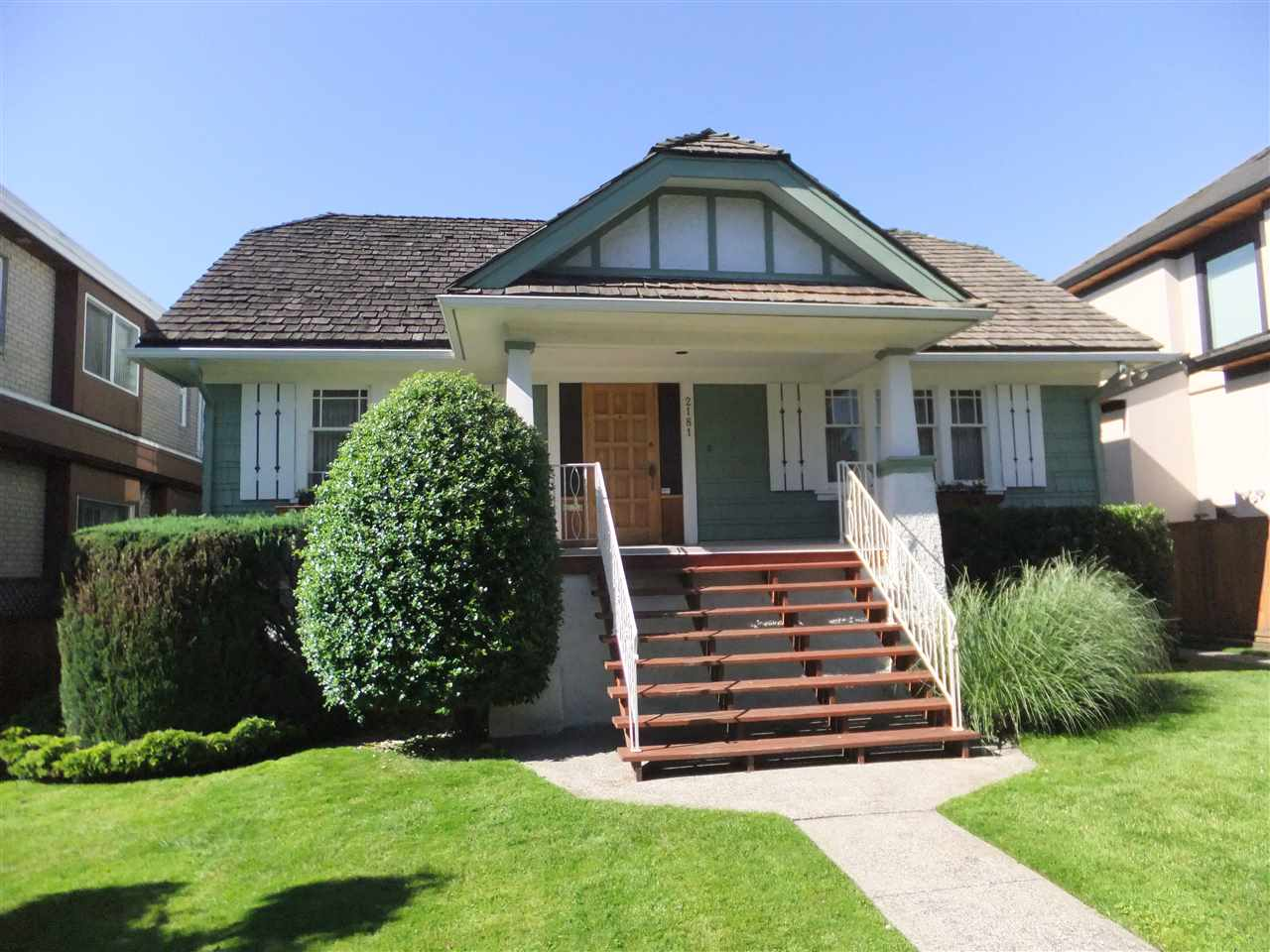2181 W 22ND AVENUE, Vancouver