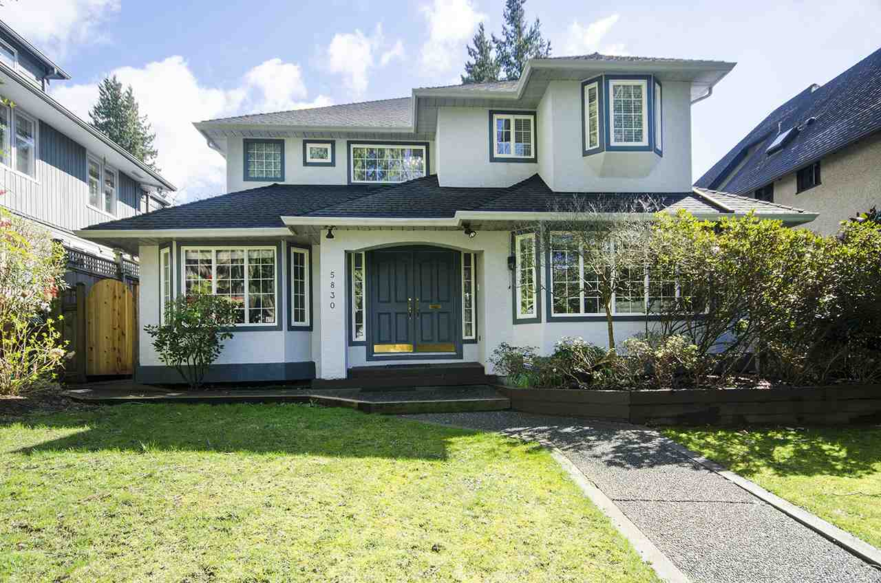 5830 ALMA STREET, Vancouver