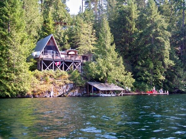 4731 SHADY LANE, Pender Harbour