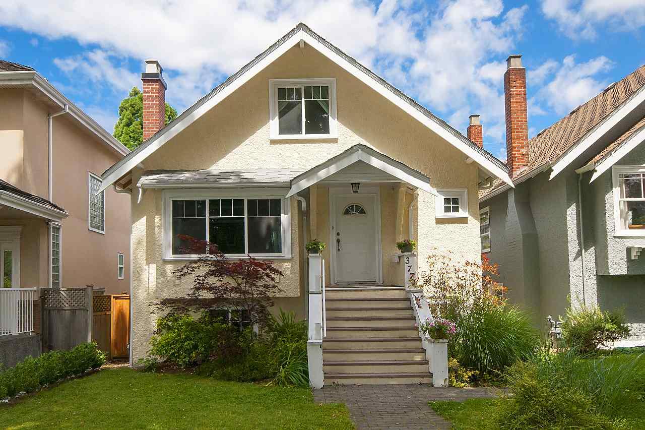 3771 W KING EDWARD AVENUE, Vancouver