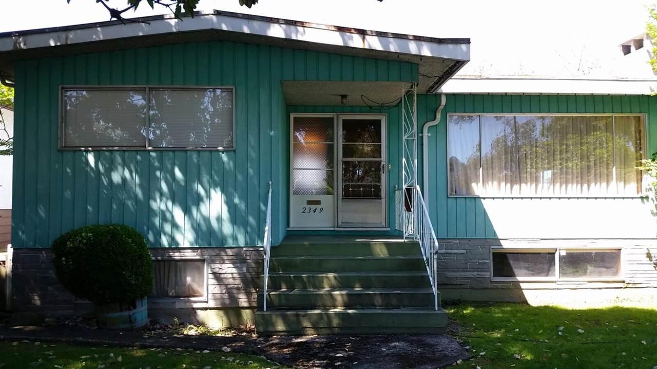 2349 E 49TH Killarney VE, Vancouver (R2181906)