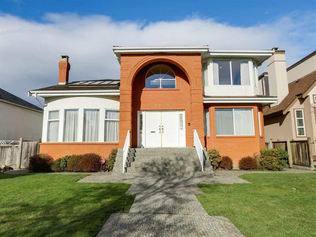 2259 W 18 Arbutus, Vancouver (R2182578)