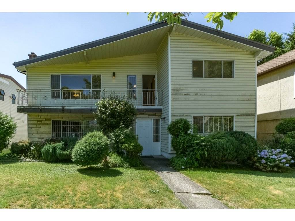 744 E 19TH Fraser VE, Vancouver (R2183587)