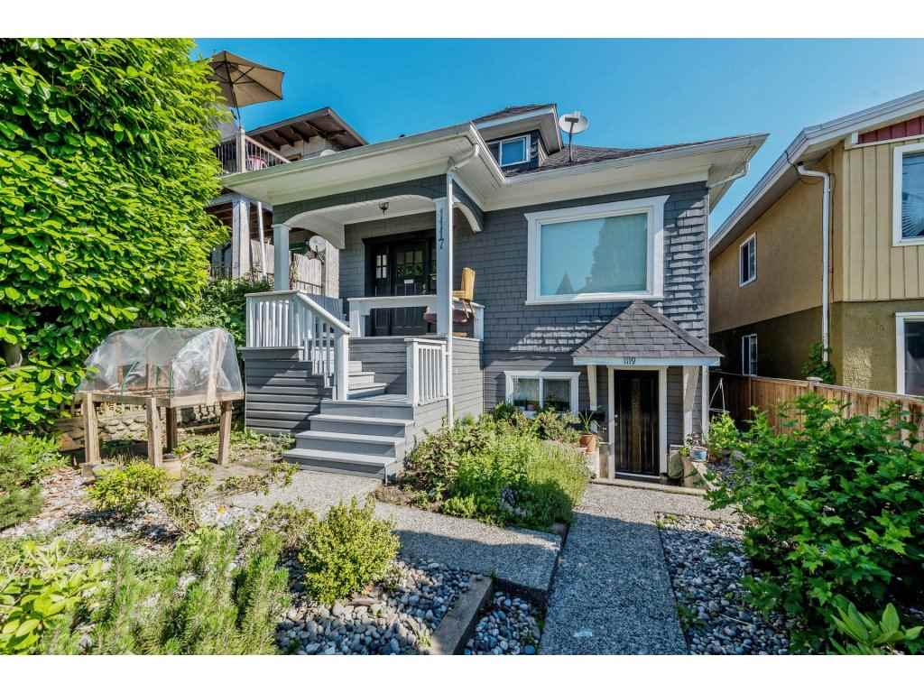 1117 E 12TH Mount Pleasant VE, Vancouver (R2183704)