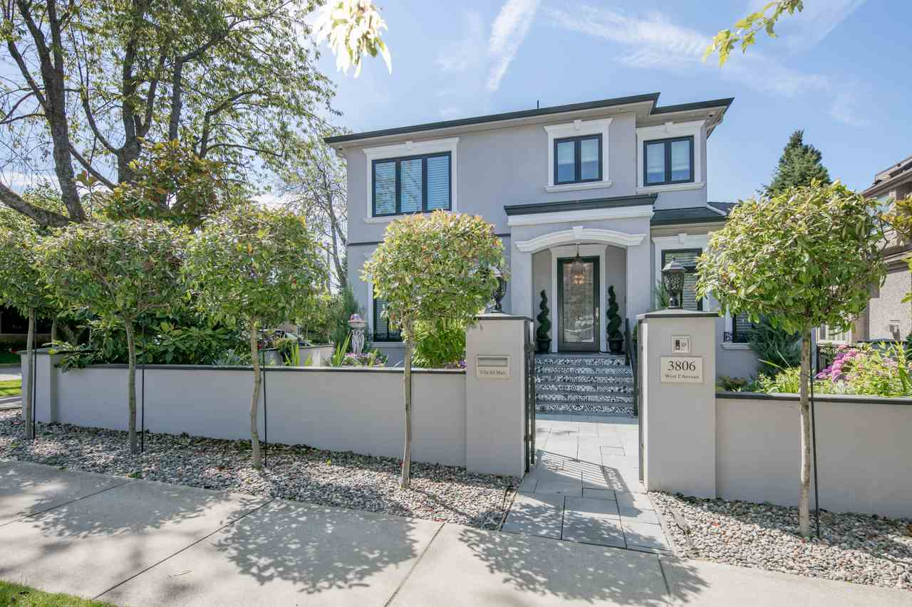 3806 W 1ST Point Grey, Vancouver (R2184161)