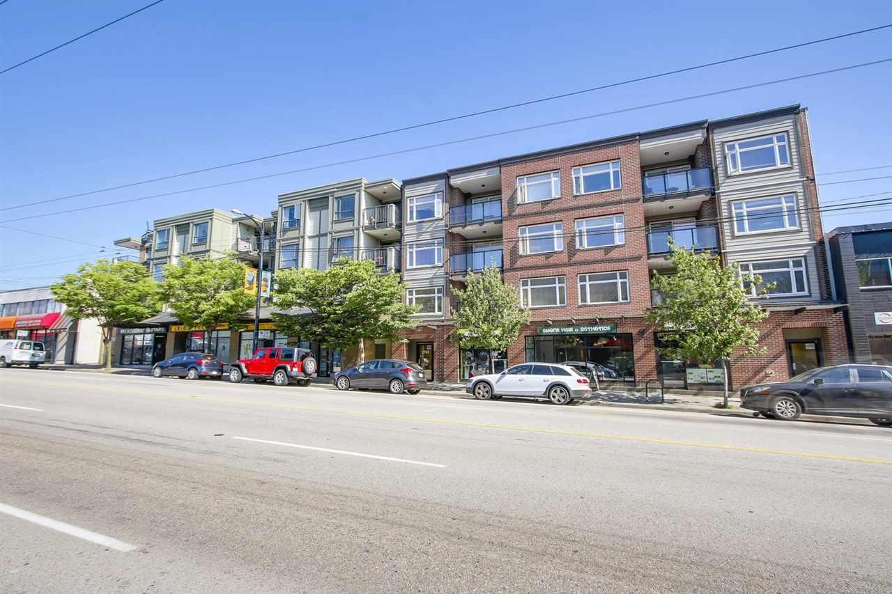 302 -  2745 E HASTINGS #302 Hastings East, Vancouver (R2184558)