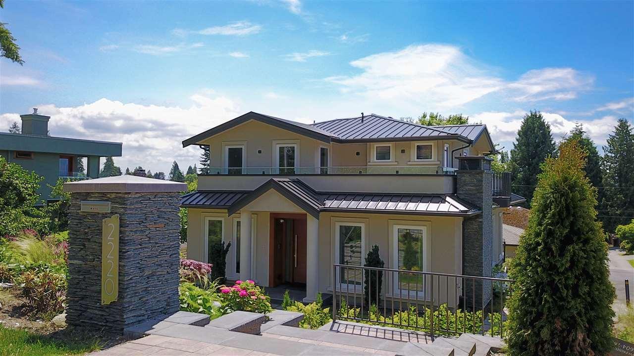 2220 LAWSON Dundarave, West Vancouver (R2184575)