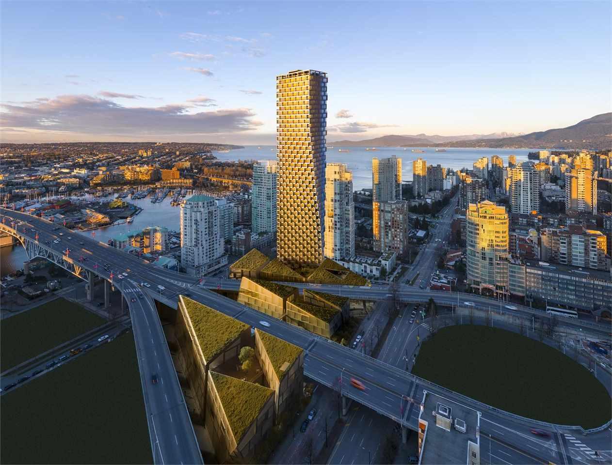 4603 -  1480 HOWE #4603 Yaletown, Vancouver (R2185103)