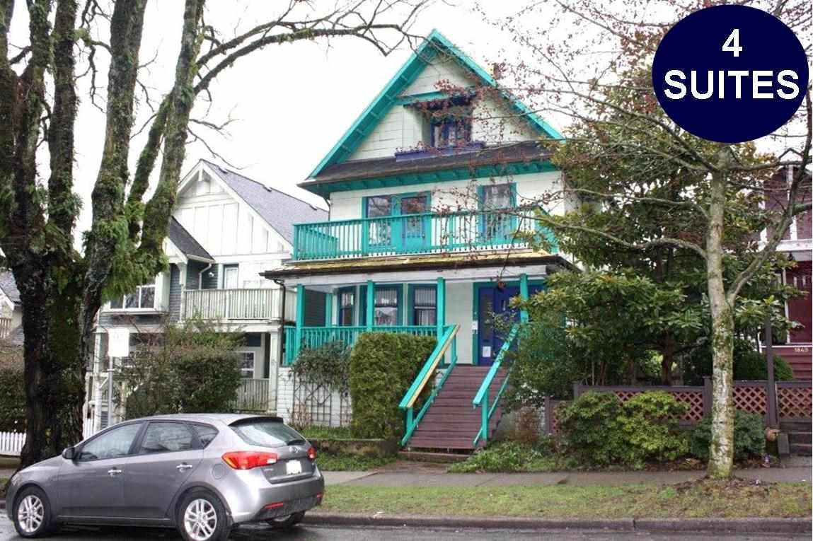1847 VENABLES Hastings, Vancouver (R2185261)
