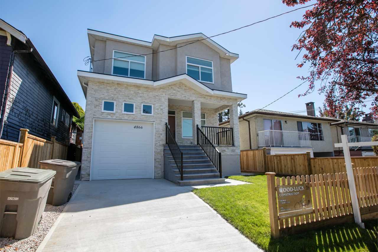 4866 MOSS Collingwood VE, Vancouver (R2185492)