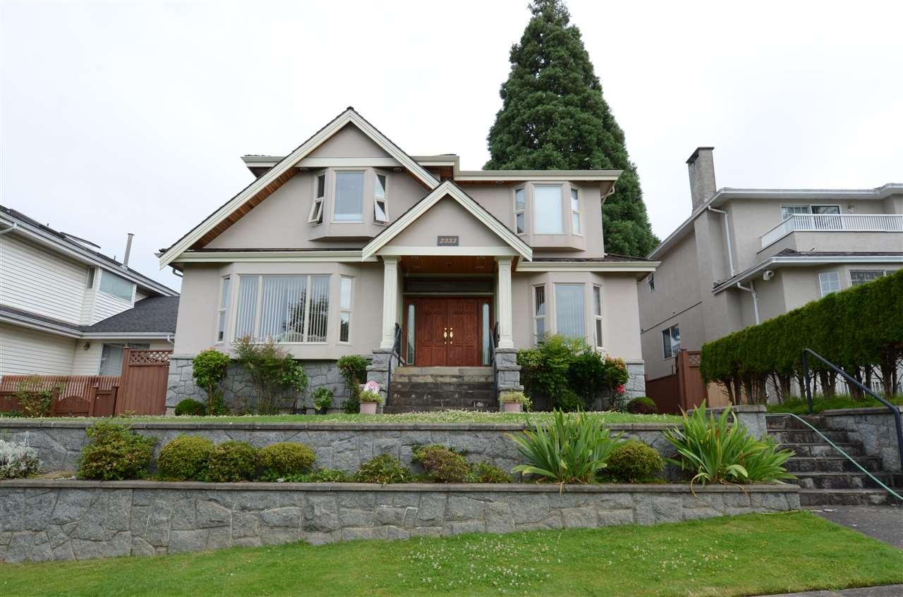2333 W 20TH Arbutus, Vancouver (R2185579)