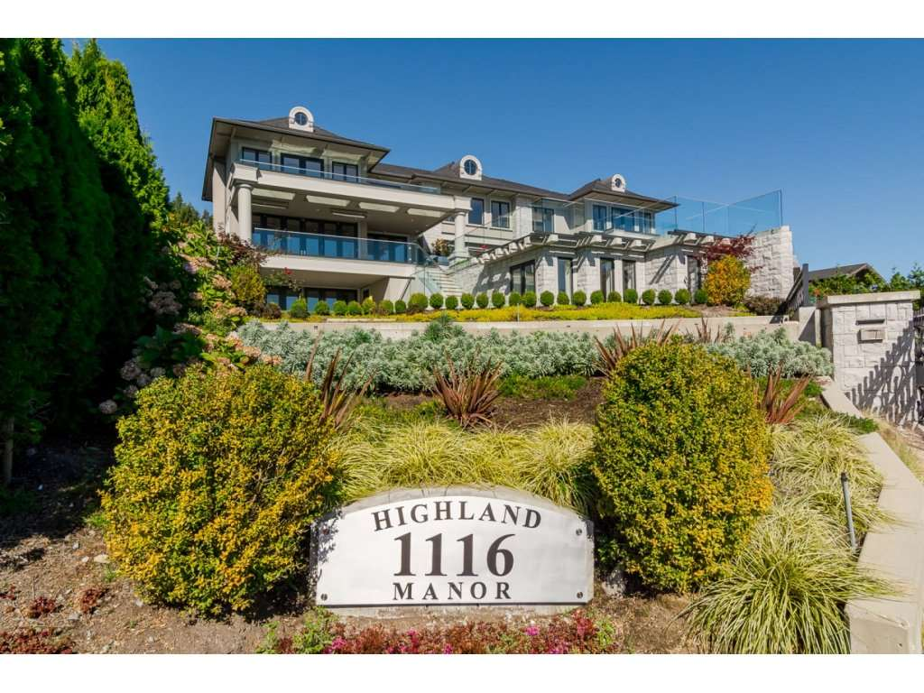 1116 HIGHLAND PLACE, West Vancouver