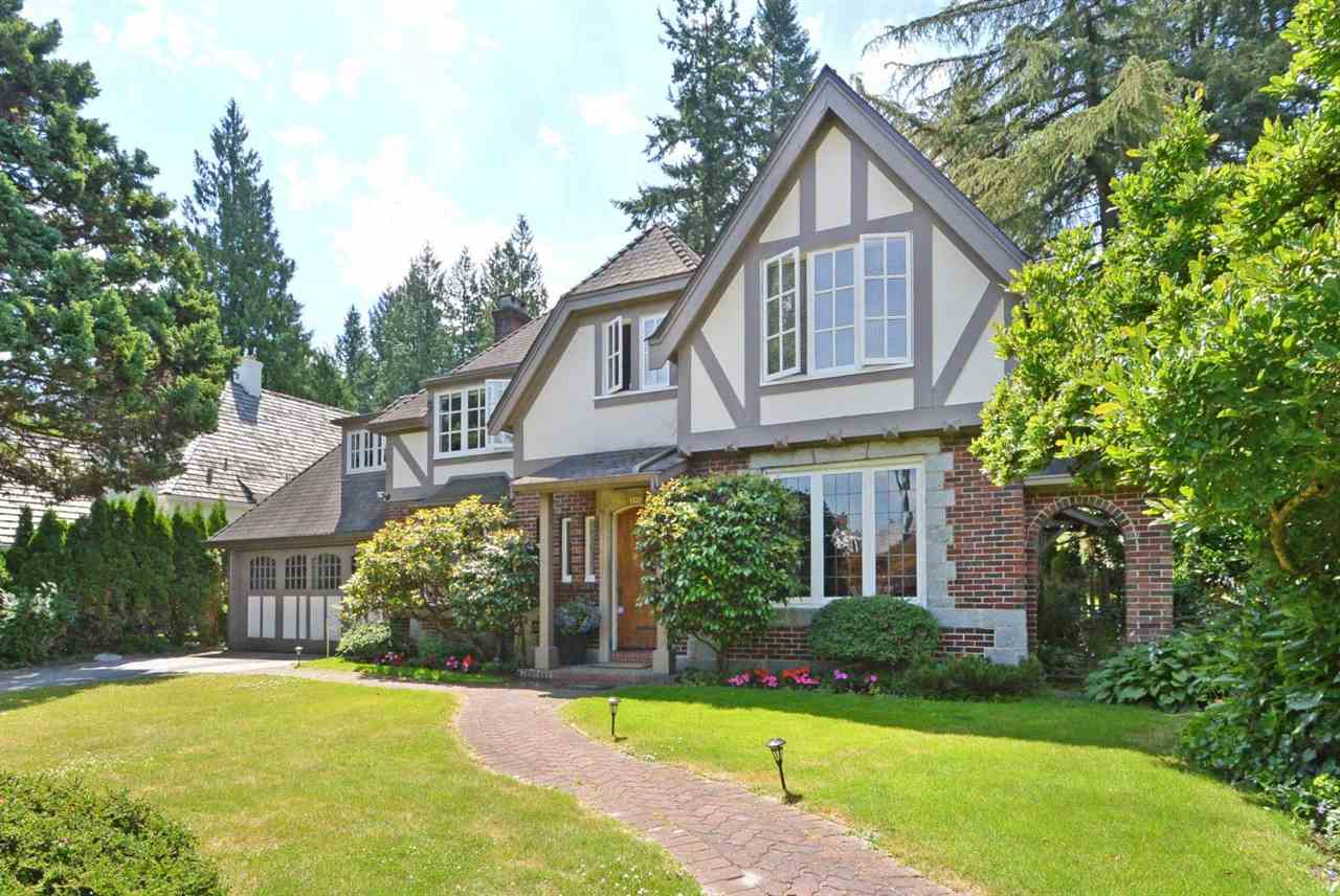 1320 W 33RD Shaughnessy, Vancouver (R2186522)