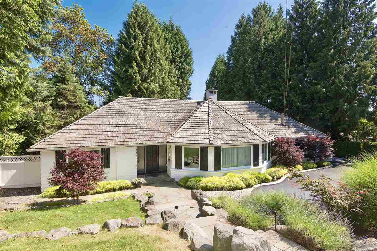 4740 RUTLAND Caulfeild, West Vancouver (R2186551)