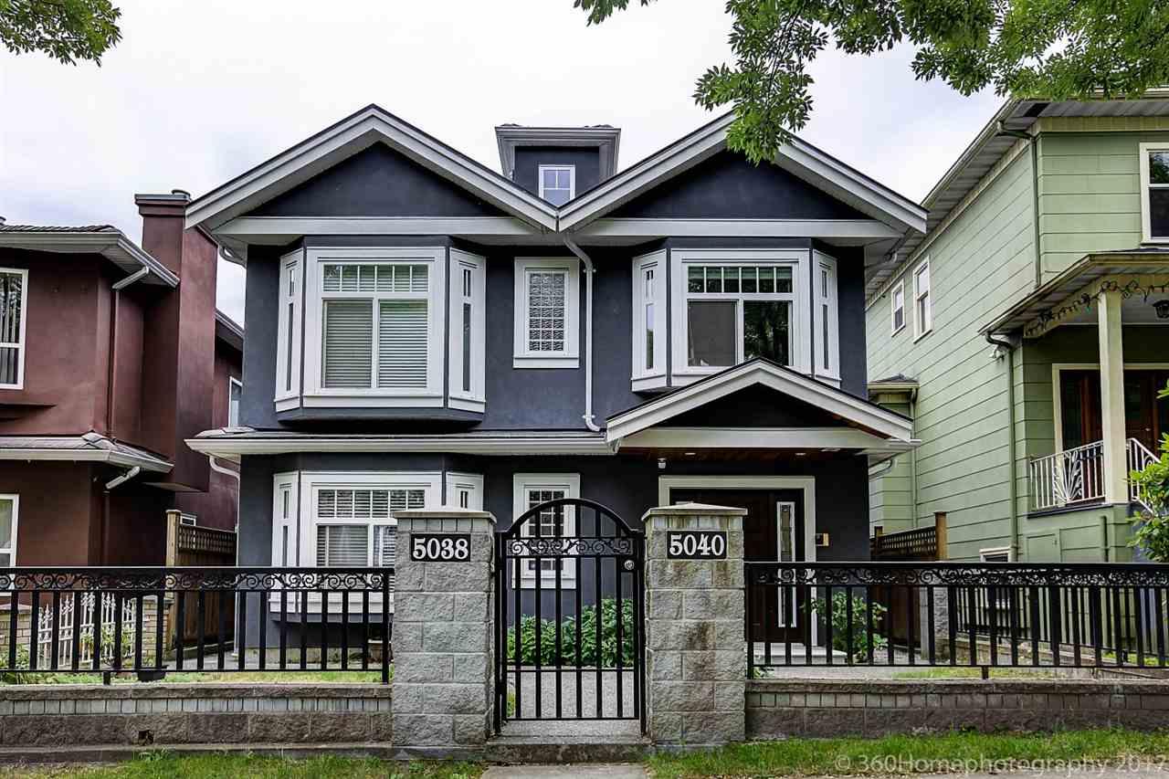 5040 ELGIN Knight, Vancouver (R2186688)