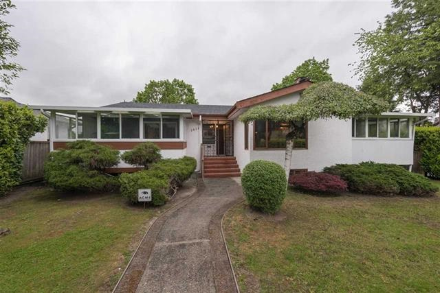 1029 W 32ND Shaughnessy, Vancouver (R2186853)
