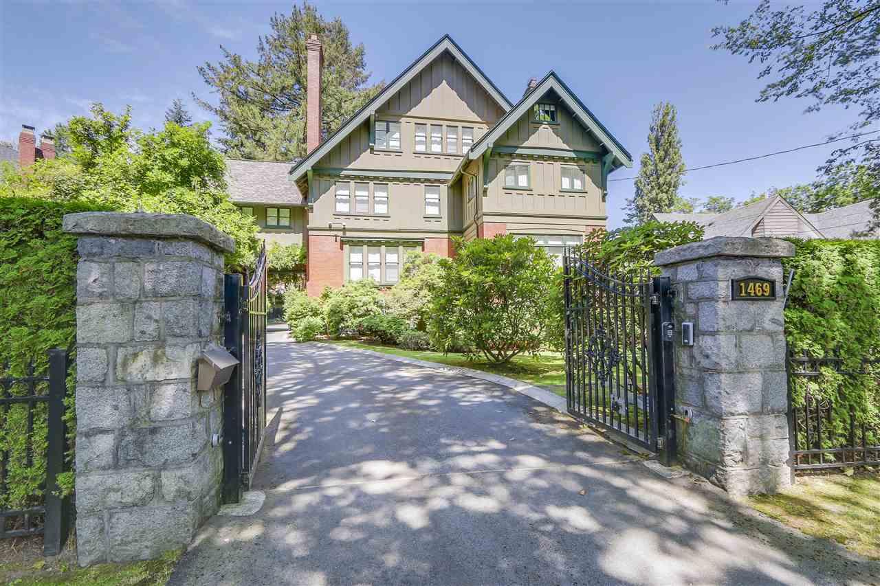 1469 MATTHEWS Shaughnessy, Vancouver (R2187283)