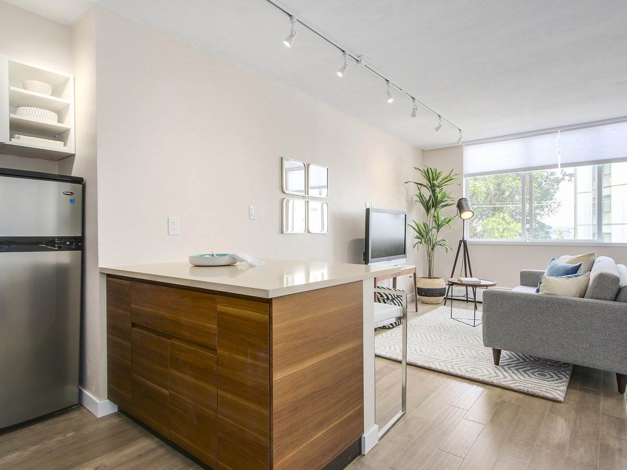 308 1250 BURNABY STREET, Vancouver