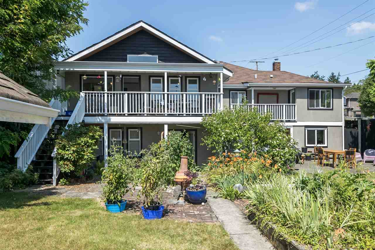 1302 HAMILTON West End NW, New Westminster (R2187634)