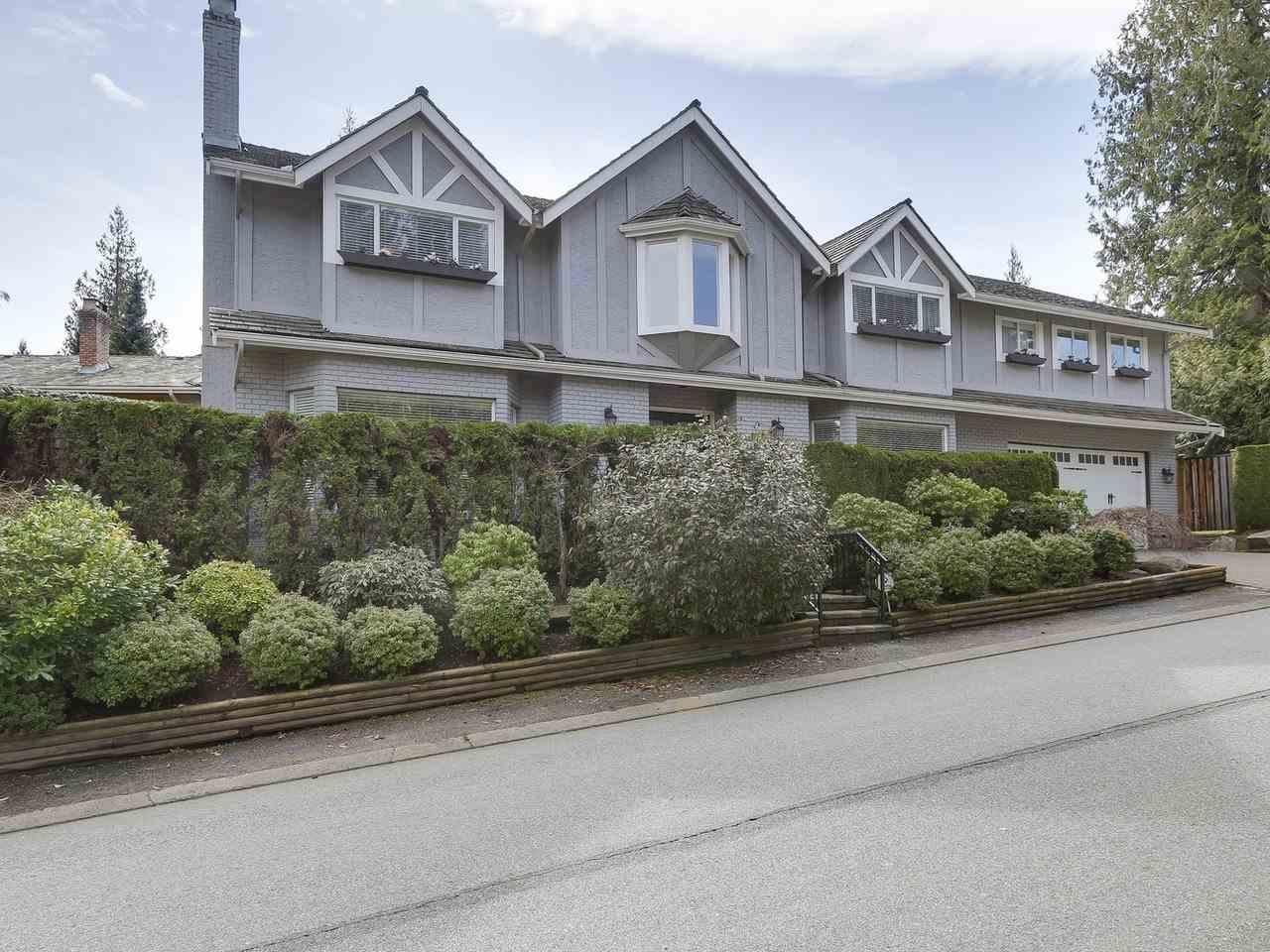 5220 SPRUCEFEILD Upper Caulfeild, West Vancouver (R2188326)