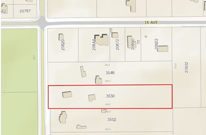 3530 208 STREET, Langley