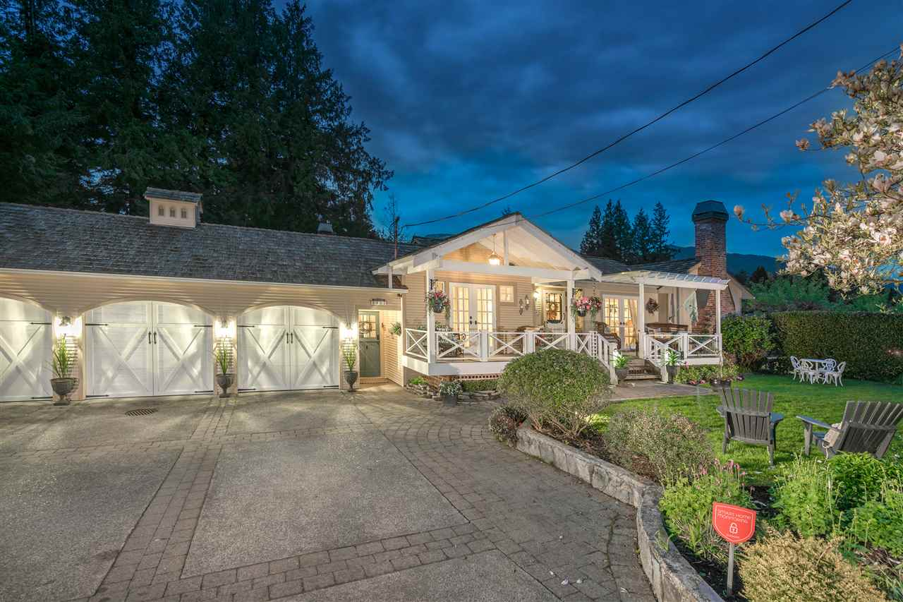 4953 WATER Olde Caulfeild, West Vancouver (R2188540)