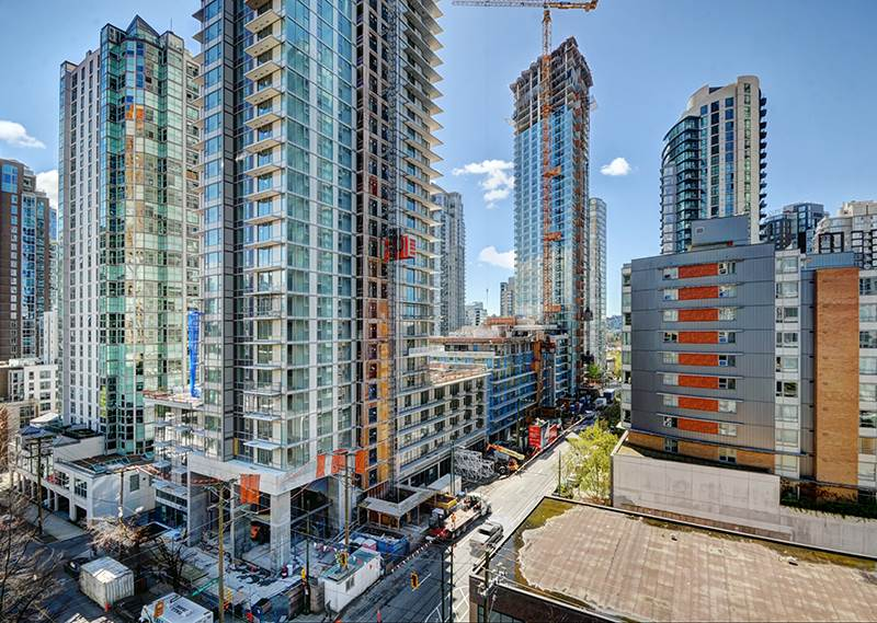 906 1295 RICHARDS STREET, Vancouver