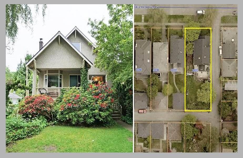 3320 W 27TH Dunbar, Vancouver (R2189280)