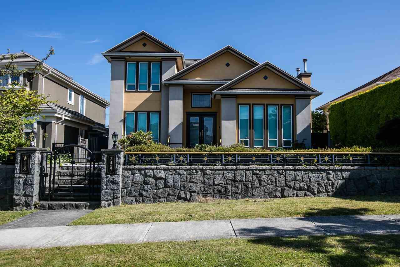 2467 W 18TH Arbutus, Vancouver (R2189337)
