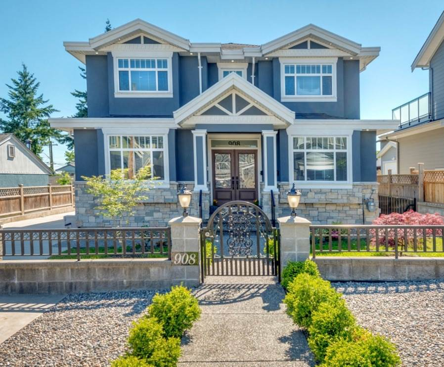 908 HILL STREET, New Westminster