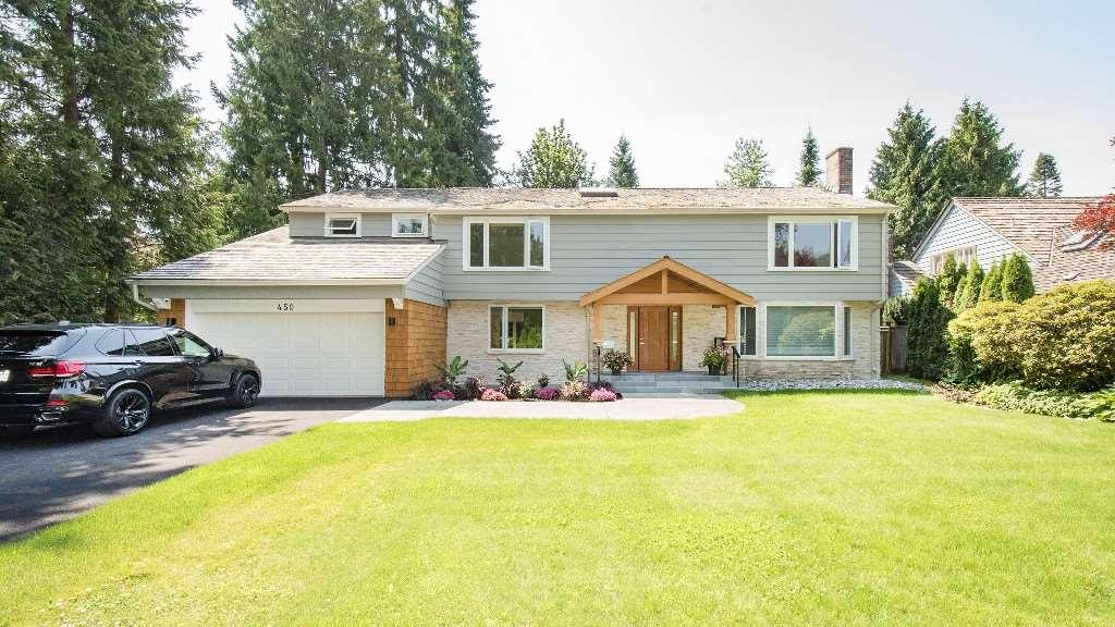 450 GORDON Cedardale, West Vancouver (R2189757)