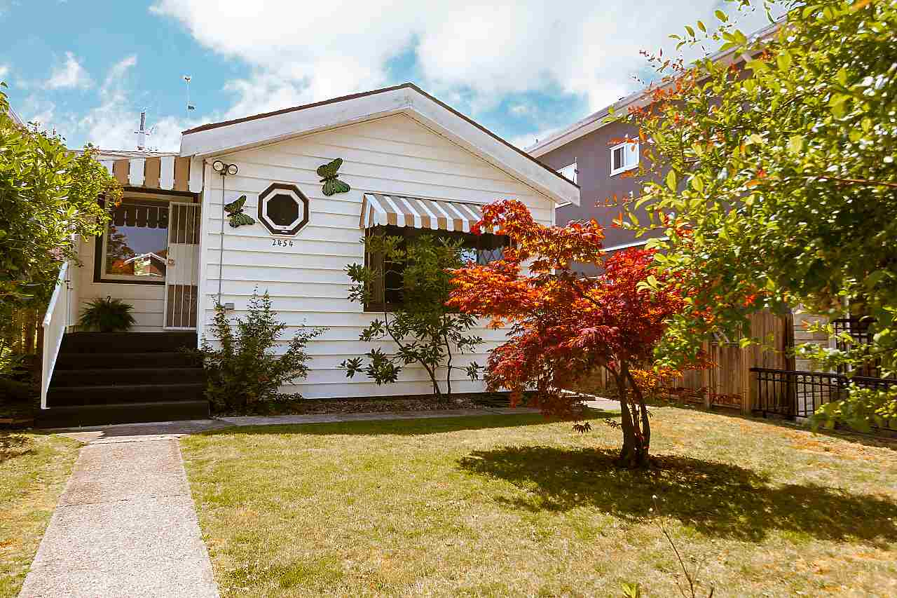 2454 E 20TH Renfrew Heights, Vancouver (R2190253)