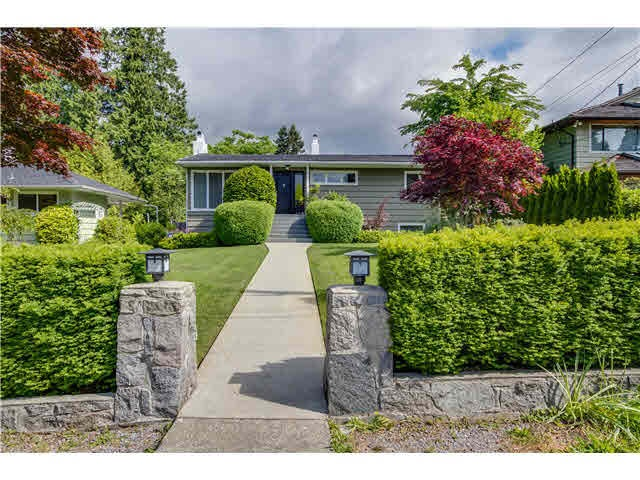 1145 HAYWOOD Ambleside, West Vancouver (R2190281)