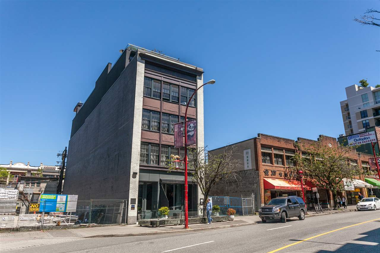 20 135 KEEFER STREET, Vancouver